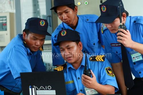 Kiểm tra huấn luyện thiết bị công nghệ - An Ninh Toàn Cầu