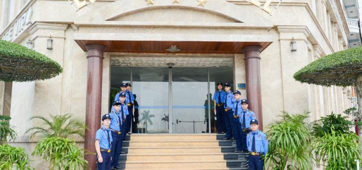 Bảo vệ Nhà Hàng Khách sạn 2